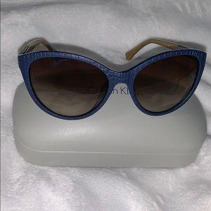 Classy & Fun Calvin Klein Women's Sunglasses NWOT